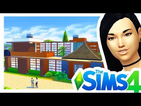 KIMIKO'S JAPANESE HOME! || THE SIMS 4 || DELIGRACY BUILD