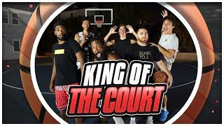 NAIL BITING 1vs1 KING OF THE COURT BASKETBALL ft. 2HYPE! Ep.2