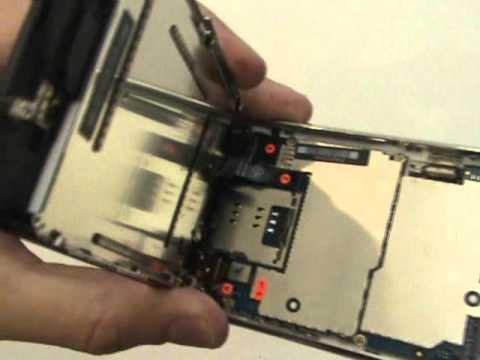 iPhone 3GS Screen Replacement Repair Glass Tutorial | GadgetMenders.com