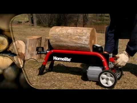 Homelite Log Splitter (UT49102)