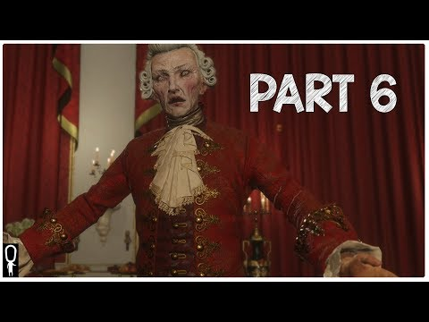 THE GRAND DINNER - The Council - Part 6 (Episode 1 The Mad Ones) Gameplay Lets Play 2018