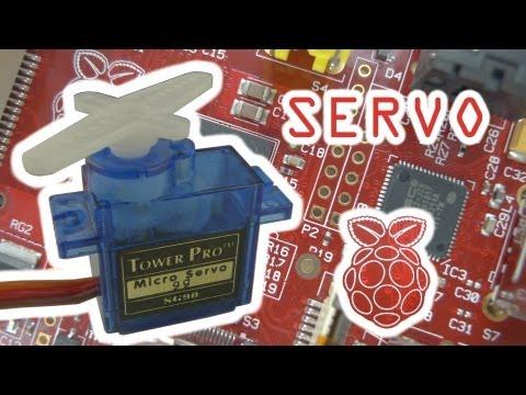 Servo Control with the Raspberry Pi