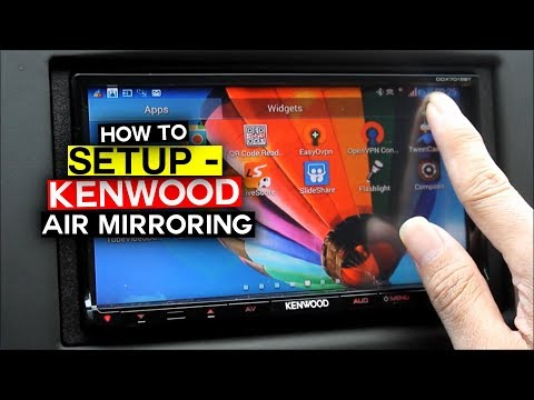 Screen Mirroring Function on XTRONS Wince Head Units