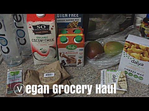 Vegan Grocery Haul  Yoga session   Sunset soft spoken