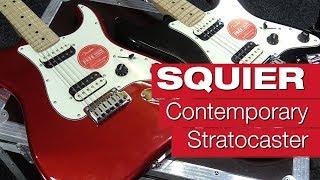 Fender Squier Contemporary Stratocaster HH MN E-Gitarren-Review von session