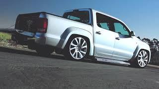 VW Amarok Suspension Neumatica BZstyle con 22