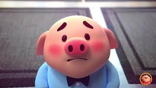 人人爱我猪小屁:第6话 别叫我单身狗,我是单身猪