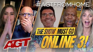 "The Show Must Go Online - ""Knock Our Socks Off"" - America's Got Talent 2020"