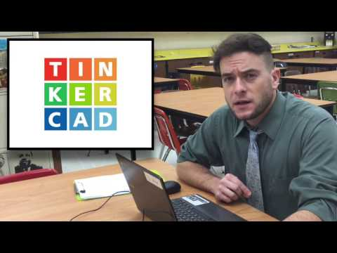 TinkerCAD (1) Select and Move