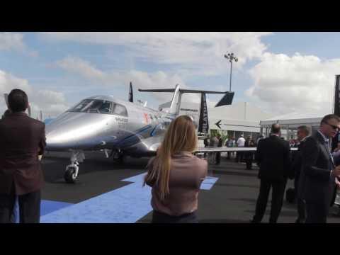 Pilatus PC 24 Debuts at NBAA
