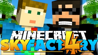 Minecraft: SkyFactory 4 - TWERK IT TO WORK IT?!