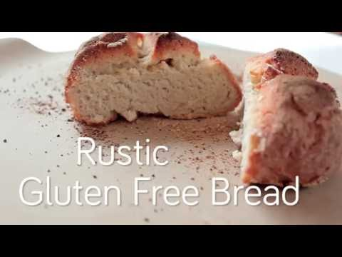 How to Make Gluten Free Rustic Bread