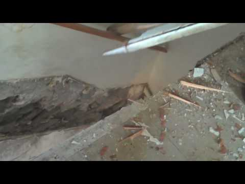 Removing the 2nd Floor to Attic Stairs