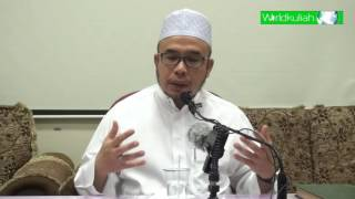 SS Dato Dr Asri-Bgmn nak tahu Allah redha
