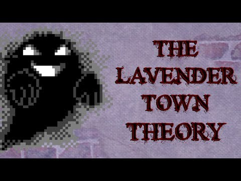 The Lavender Town Theory