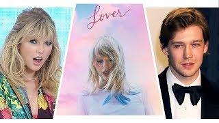 Taylor Swift's Lover Lyrics Hint That She's ENGAGED to Joe Alwyn!