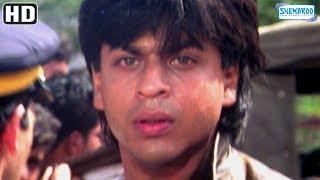 Shah Rukh Khan Slapped by Divya Bharti - Deewana {1992} - Best Bollywood Movie