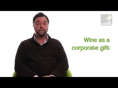 How to choose wine as a corporate gift - In a nutshell