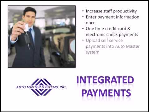 PaymentVision: Integrated electronic payments for Buy-Here, Pay-Here Dealers
