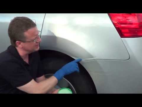 Remove Paint Transfer from a Car - Remove Paint from Car
