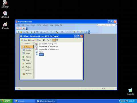 Sobolsoft com How To Use MS Access Compare Two Tables & Find Combine, Join Differences Software