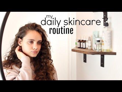 My Skincare Routine 2017 | Acne Prone and Sensitive Skin