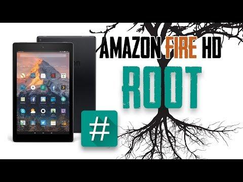 Root Amazon Fire HD 10 [7th Gen 2017]