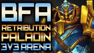BFA Beta Retribution Paladin Videos - 9tube tv