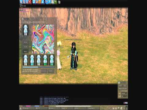 How to dye clothes in mabinogi [Tutorial]