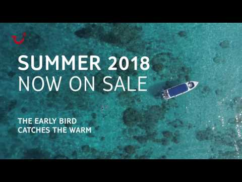 Our Thomson summer 2018 holidays are here