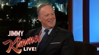 Sean Spicer on Melissa McCarthy