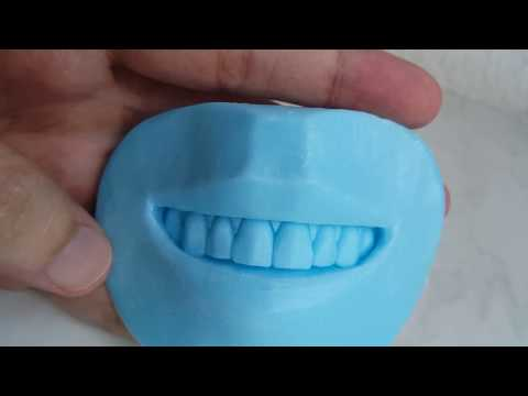 A Smile ... Soap carving
