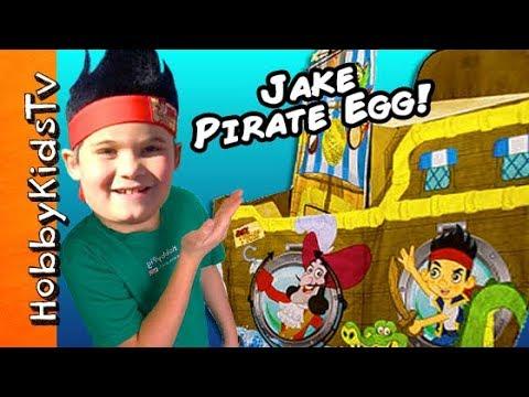 HobbyKids Search for Jake PIRATE'S Treasure