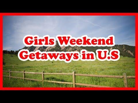 5 Best Girls Weekend Getaways in United States    Love is Vacation