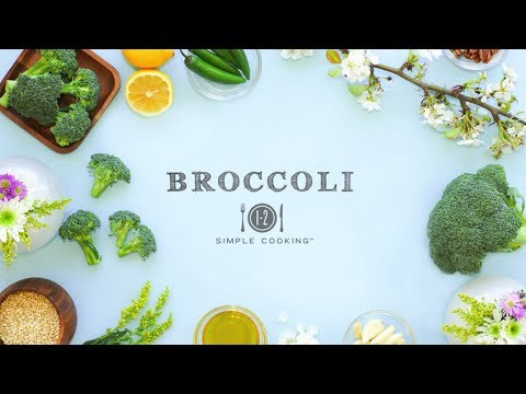 Broccoli | 1-2 Simple Cooking