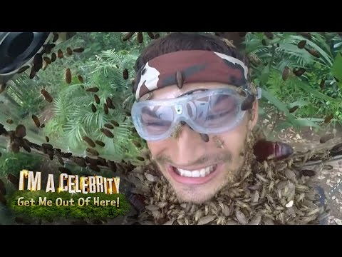 Jake Quickenden's Bushtucker Trial: Fill Your Face | I'm A Celebrity...Get Me Out Of Here!