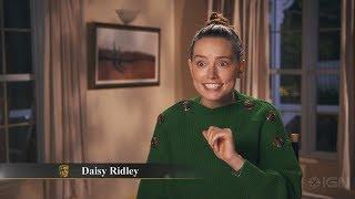 Daisy Ridley Interview from the AMD British Academy Britannia Awards 2017