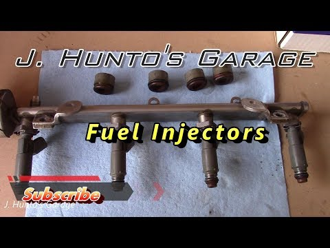 How to replace fuel injectors and Topdon Code Reader review