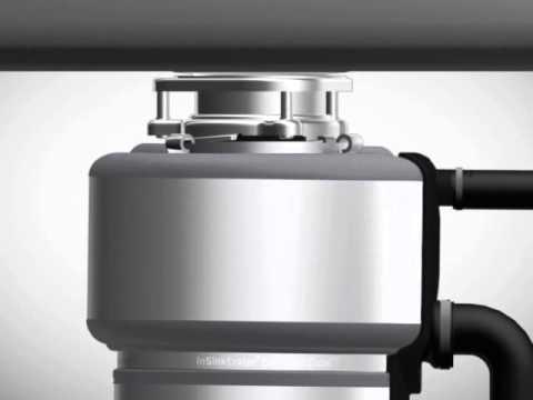 InSinkErator garbage disposal -Anti Vibration