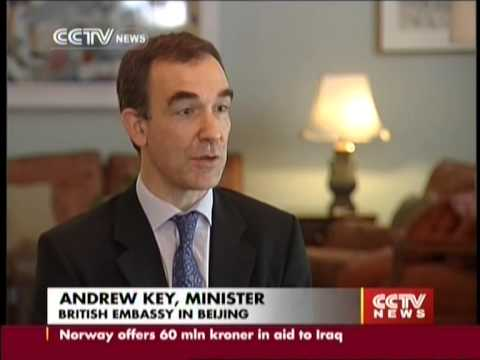 UK encourages students to come to China