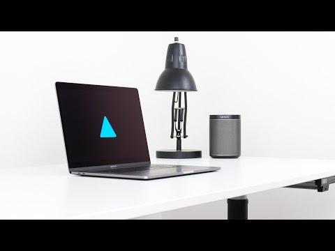 Ultimate MacBook Pro Desk Setup + Tech Studio Tour! (2017)