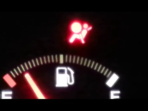 DIY fix for your car's intermittent airbag/seat belt light