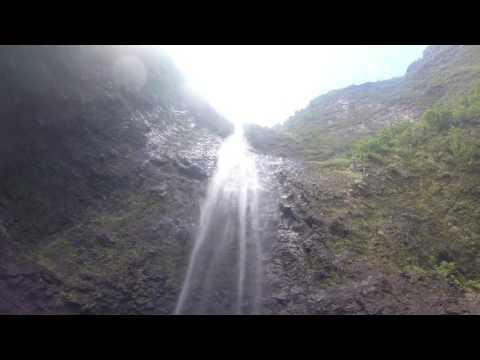 Hanakapiai Falls Kauai Hawaii