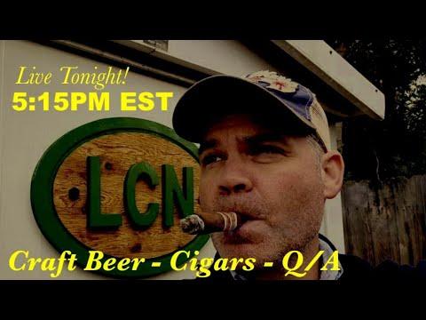 Tonight Q/A + Cigar Talk