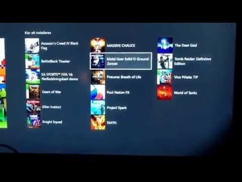 Xbox one - Gameshare