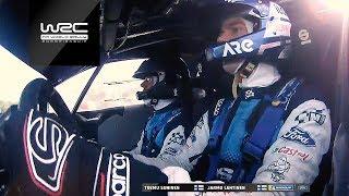 WRC - Rally Italia Sardegna 2019: Suninen/ Lehtinen finished P2!