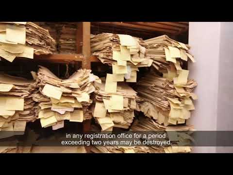 Ensuring Quick Delivery of Registered Deed