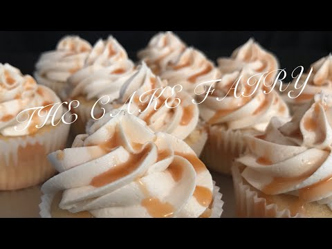 Caramel buttercream (crema de mantequilla de caramelo)