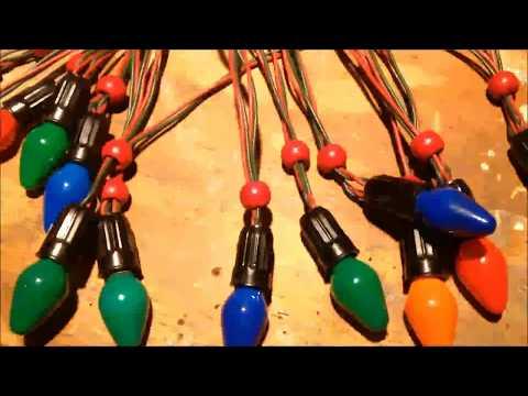 Fixing Old Christmas Lights