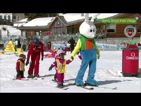 Swiss Ski School - Swiss Snow League - SKI -  Swiss Snow Kids Village